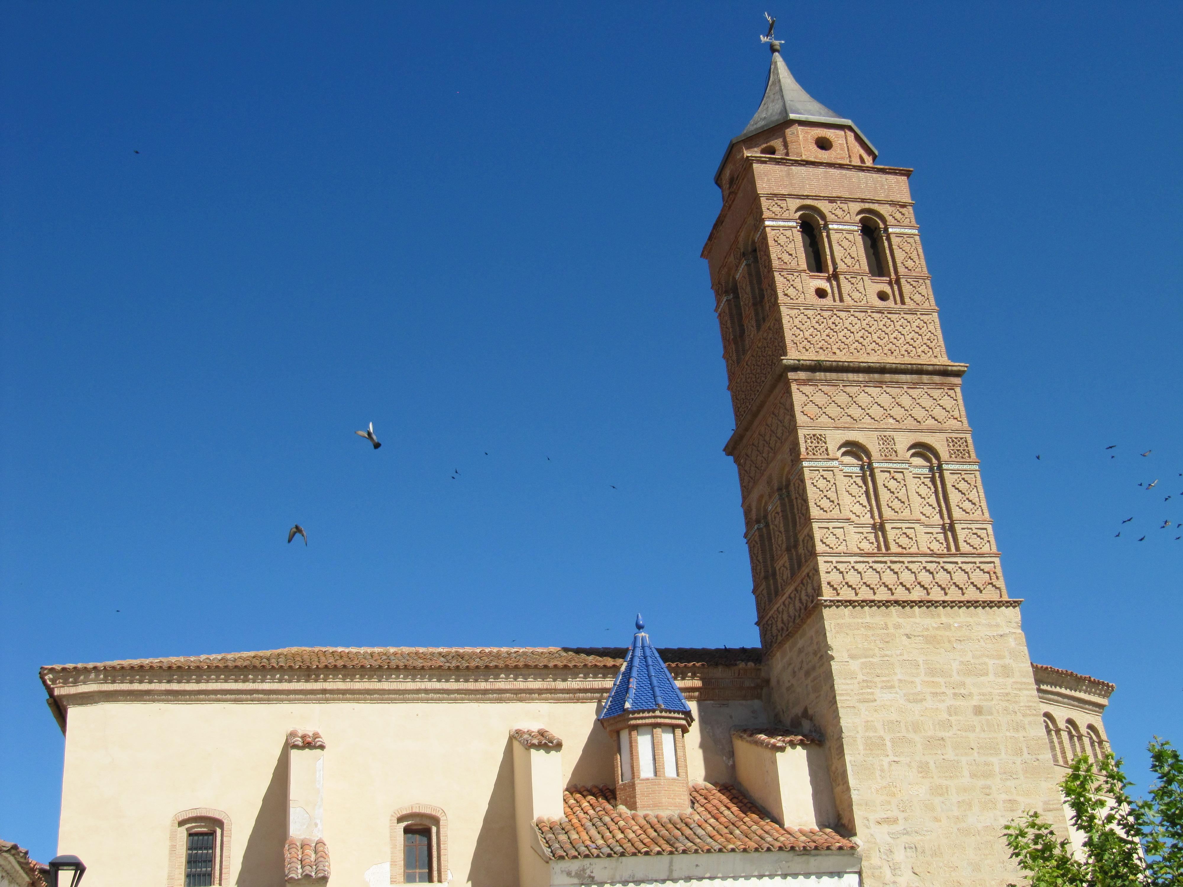 Iglesia de San Andrés Apostol